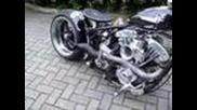 1957 Harley Davidson Fxst Vintage Racer For Sale!! build by Johnnys Garage