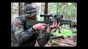 Airsoft War Action L96 Sniper Mp44 Mp5 G36 Scotland