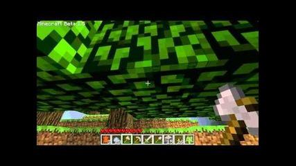 Minecraft 1.5 Surviving ep2: Лов на овце