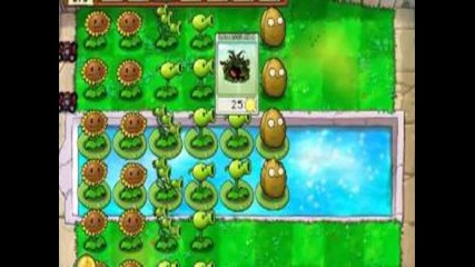 Plants vs Zombies сезон 1 еп.10