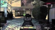Mw3 Gameplay - Arkade Snd As50 quickscope - Spas-12 - Modern Warfare 3