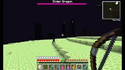 Minecraft Eclipse Survival With Bupyca2 Еп.15 - Биене на Дракона