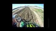bad crash with Go Pro Helmet Cam