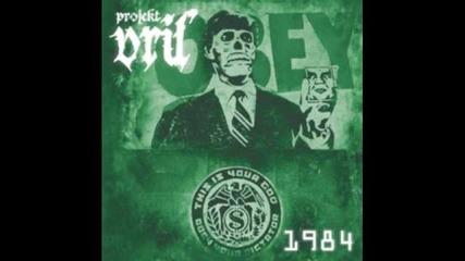 Projekt Vril - ...wir schlafen (2010)