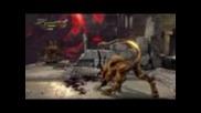 God of War 3 - E3 2009 Demo (part 1 of 2)