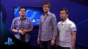 E3 2013: Playstation Live Coverage - Knack