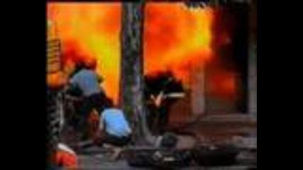 Ужасът на всички пожарникари !!!