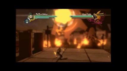 Naruto Shippuden Ultimate Ninja Storm 3 ep 1