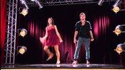 Violetta: франческа танцува с диего