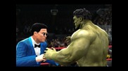 Wwe 13   Incredible Hulk vs Psy