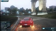 Need For Speed Most Wanted 2012 донъти до джанти!