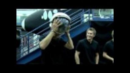 Манчестър Юнайтед - Лятно турне 2011(официално видео)