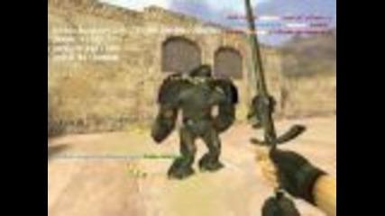 Counter strike 1.6 Diablo 2 Mod