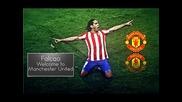 Радамел Фалкао - Добре дошъл в Манчестър Юнайтед !!!