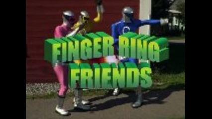 Whitest Kids U'know: Finger Ring Friends