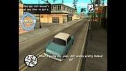 Gta San Andreas- Eпизод 5 ( Бързака )