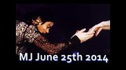 Crying for Michael Jackson/25.06.2009