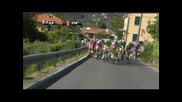 Giro d' Italia 2012 - stage 12 final kilometers