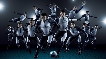 New #galaxy11: The Training- реклама на S5