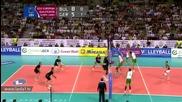 Изпълнения на Волейболния национал Георги Братоев