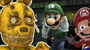 Mario in Fnaf 3