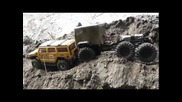 Rc Trial - road to hell - extreme road - экстремальная дорога