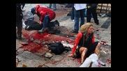 Видео Момент на Бостанската експлозия на Маратона