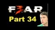 Scared Guy Plays Fear 3 - Slip And Slide Murder - Part 34