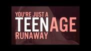 Madison Rose - Teenage Runaway - Official Lyric Video