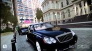 Gta Iv-rolls-royce Phantom/maybach Exelero/mercedes Benz
