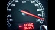 Lamborghini Gallardo Nera 0 - 340 Km/h : Route Ouverte