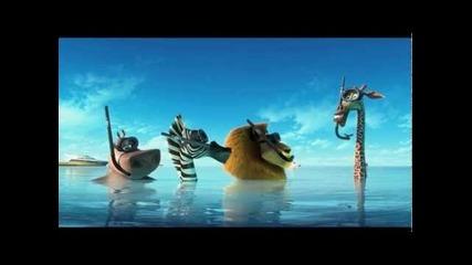 Madagascar 3 - Official Trailer (hd)
