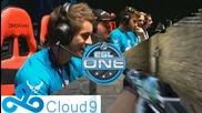 Cs: Go Esl One Cologne 2014 - Cloud9 (frag Movie)