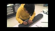 Dsn: How to build your own skateboard