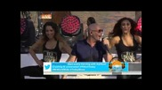 Pitbull Performs Timber Live on Today Show for summer concert series at Universal Studios