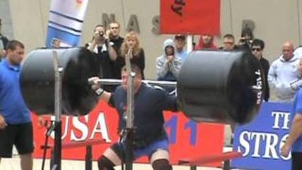 Big Z, Zydrunas Savickas, 2011 World's Strongest Man, squat lift