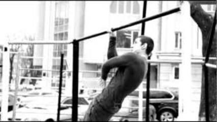 Street Fitness Ukraine sem pro Set Bars!!!