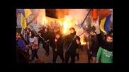 Одеса - Марш на националистите в памет на Максим Чайка