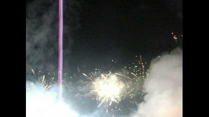 Стадионът гори, а Левски лети 24. 05. 2014
