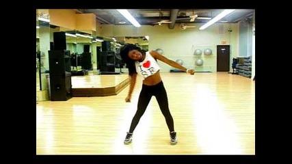 Teyana Taylor's choreo