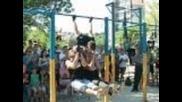 Международно състезание по Street Fitnes 28.05.2011