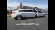 Bmw X6 Jet Door limo limousine