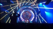 "Qlimax 2011 - Noisecontrollers play Bioweapon -- ""move Your Body"
