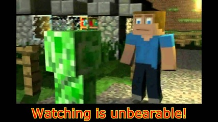 Creepers are Terrible - Minecraft Song