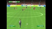 fifa 10 multiplayer:vs chris123_jericho123