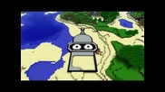 Bender in minecraft