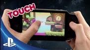 Littlebigplanet™ Playstation® Vita Gamescom Trailer