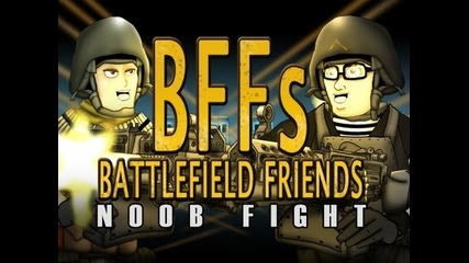 Battlefield Friends- Noob Fight