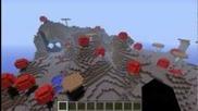 Minecraft Mushroom Biome Seed 1.4.2