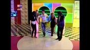 Vahid Vaha Ivaylo Dimitrov Anna i Enisa Mercedes-kolce uzivo na Bn Tv 2013